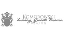 logo klienta aparthotel Komorowski